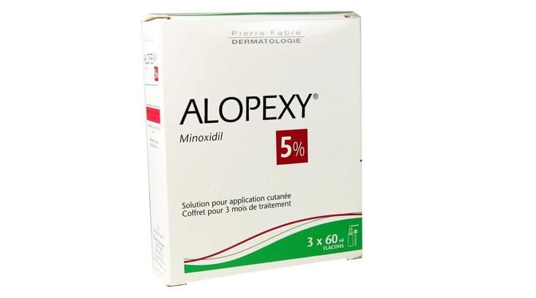 Mon avis sur alopexy minoxidil 5 contre la chute de cheveux