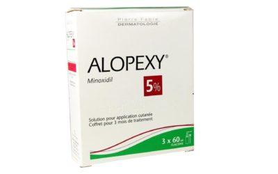 Les effets secondaires du traitement Minoxidil