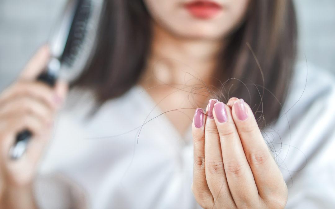Comment traiter la chute de cheveux ?